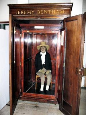 Auto-Ikone von Jeremy Bentham